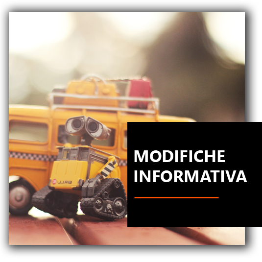 Modifiche - Agenzia Marketing Venezia Padova e Treviso | Neuromarketing | Coaching | Leadership | BrioWeb