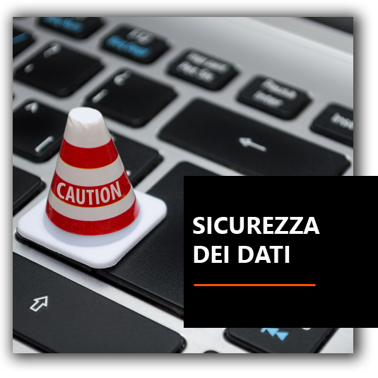 Sicurezza dati - Agenzia Marketing Venezia Padova e Treviso | Neuromarketing | Coaching | Leadership | BrioWeb